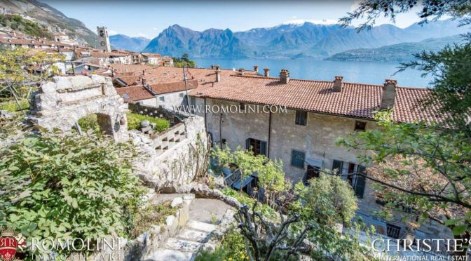 Lakefront Villa Tours: Lake Iseo, Lombardy, Italy
