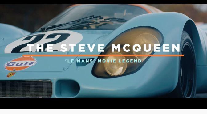 Legendary Race Cars: '1970 Porsche 917 K' In Steve McQueen's 'Le Mans' Movie