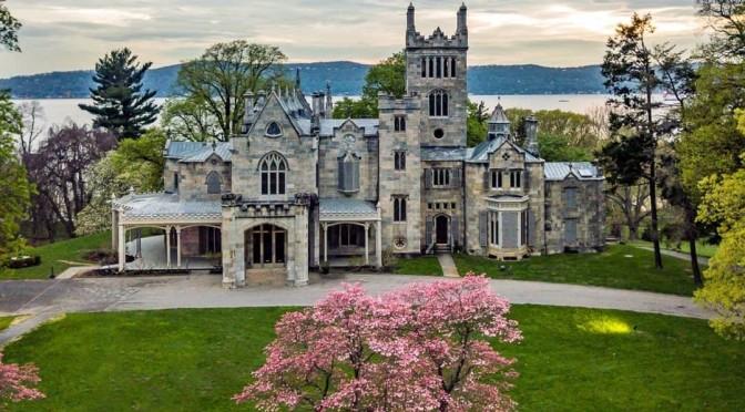 Estate Tours: Lyndhurst Mansion In The Hudson Valley, New York (Video)
