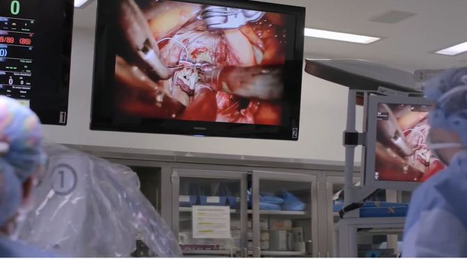 Medicine: Robotically Assisted Heart Surgery