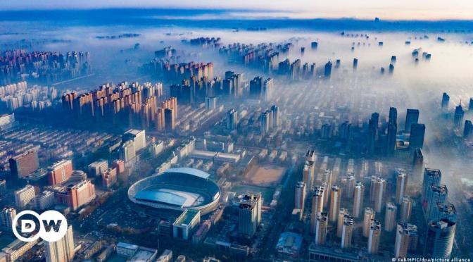 Urban Views: Living In China's Megacities (Video)