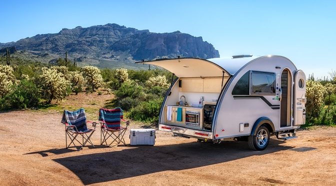 Reviews: 2021 Tab CS-S Teardrop Camper (Video)