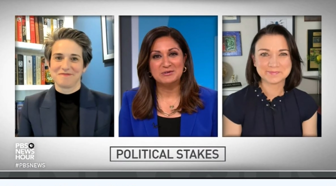 Political Analysis: Tamara Keith And Amy Walter On Race Relations In America