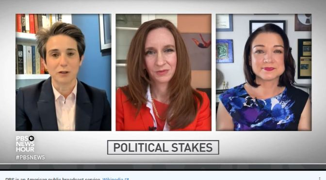 Politics Monday: Tamara Keith And Amy Walter On Biden's Legislative Agenda