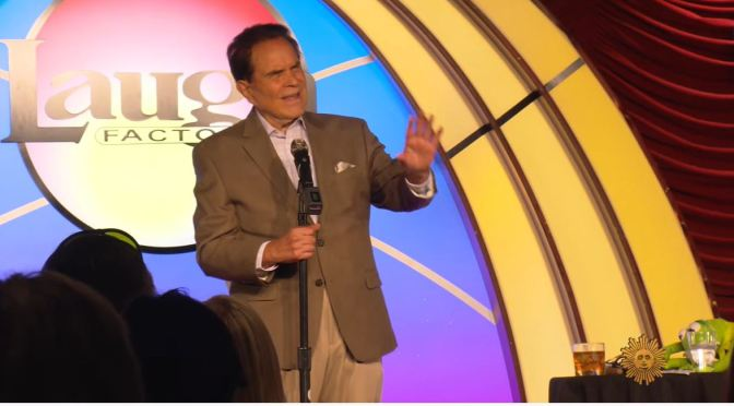 Profiles: 82-Year Old Comedian Rich Little