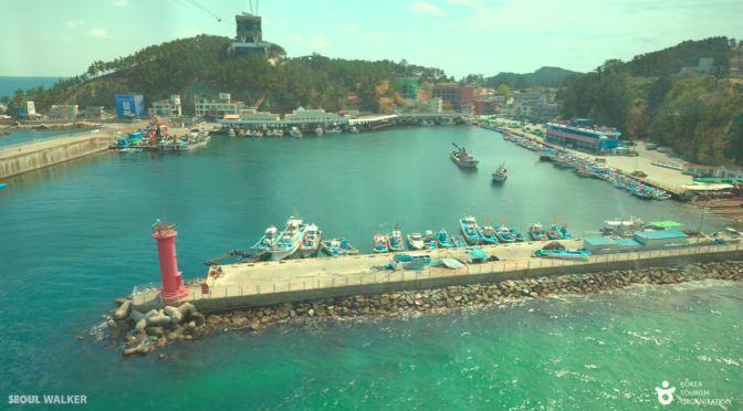 Views: Janghohang Port – South Korea (Video)