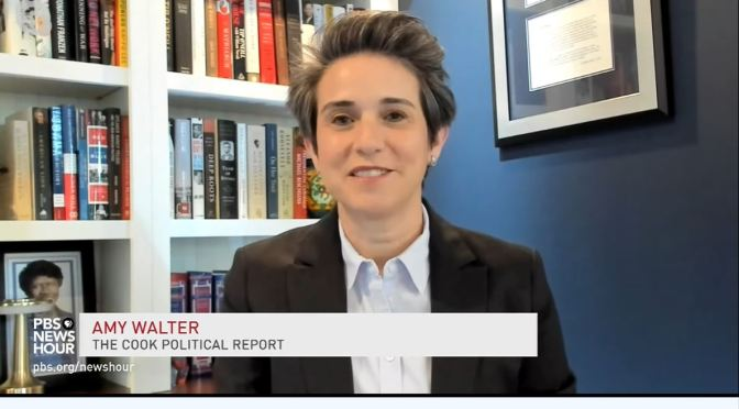 Political Analysis: Tamara Keith & Amy Walter On Trump, Republican Party