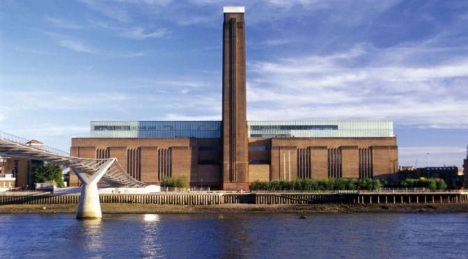 London: 'Tate Modern' Museum Turns 21 (Video)