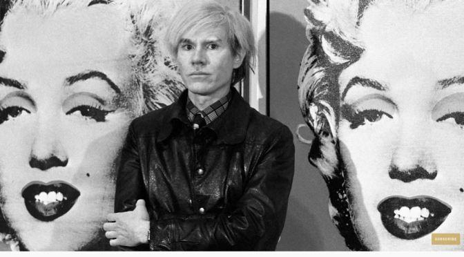 Artworks: Andy Warhol's 'Marilyn Monroe' Of 1962