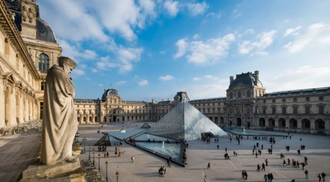 Museum Tours: The Louvre Reopens To Visitors (Video)
