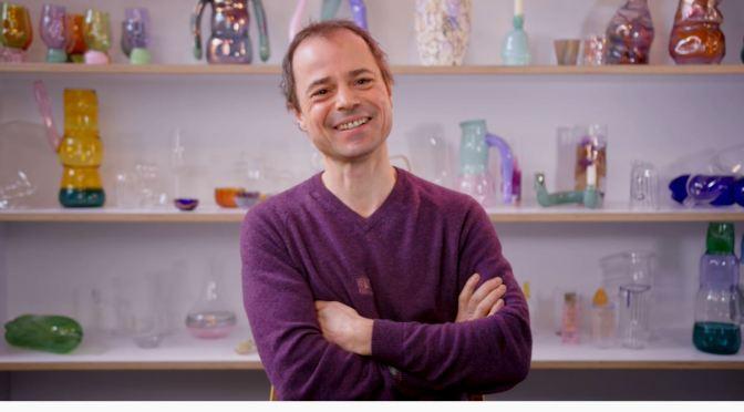 Artisan Profile: London Glassblower Jochen Holz