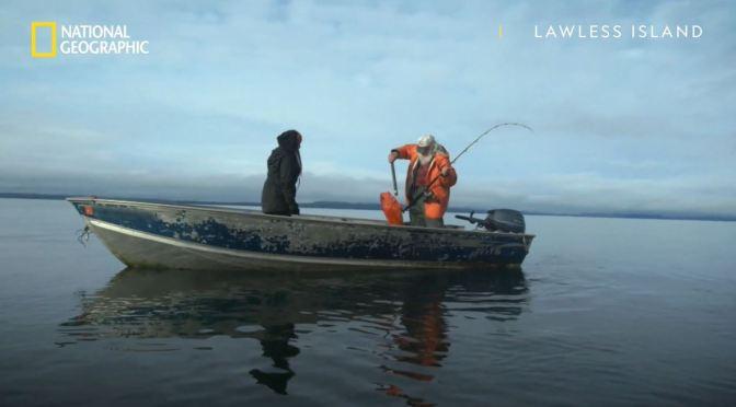 Alaskan Views: Fishing For Yelloweye Rockfish On 'Lawless Island' (Video)