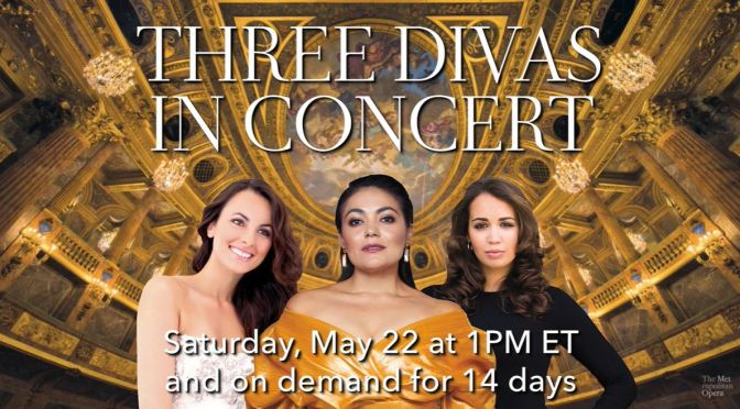 Performances: 'Three Divas Live In Concert'