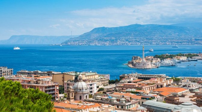 Timelapse Views: Messina – Sicily, Italy (4K Video)