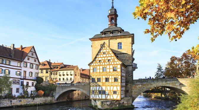 Town Walks: Bamberg – Southern Germany (4K)