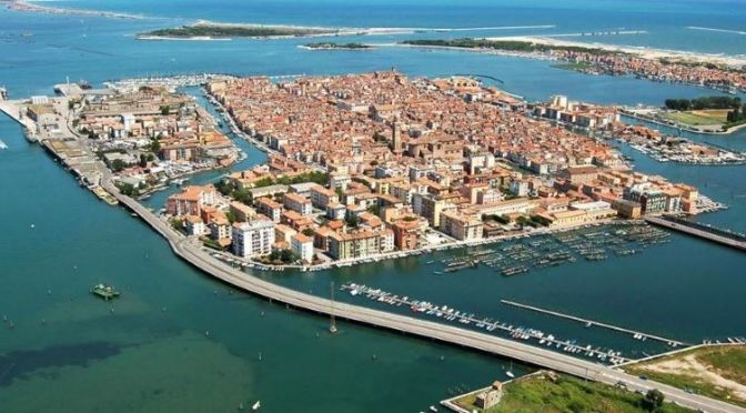Views: 'Chioggia – Little Venice', Italy (4K Video)