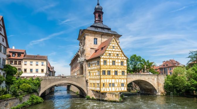 Travel Tour: Germany's Most Beautiful Old Towns