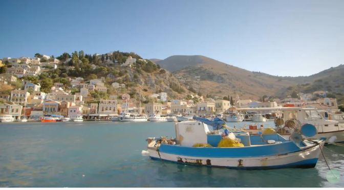 Mediterranean Views: The Island Of Rhodes (Video)