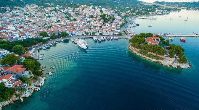 Island Views: Skiathos & Skopelos – Greece (Video)