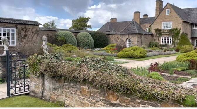 Views: An Afternoon Tea At Greywalls Country House, Scotland (Video)