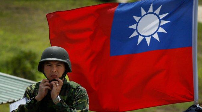 Political Analysis: The U.S.-China Tussle Over Taiwan