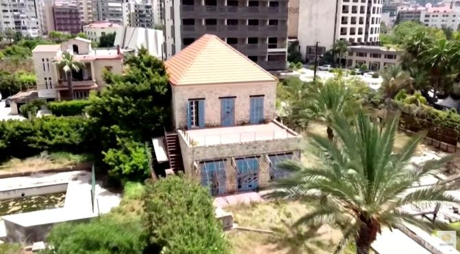 Views: Lebanon's Age-Old Abandoned Houses (Video)