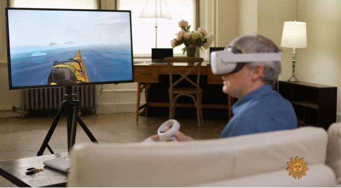 Views: Virtual Reality Travel And Vacations