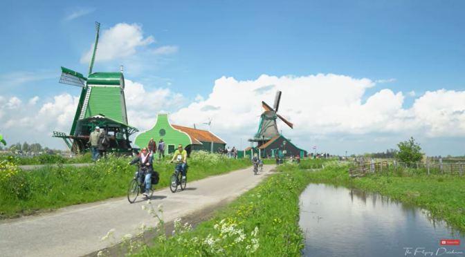 Views: 'Zaanse Schans' – The Netherlands (8K)
