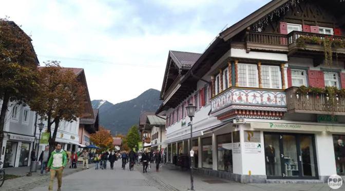 Walking Tour: Garmisch-Partenkirchen, Germany