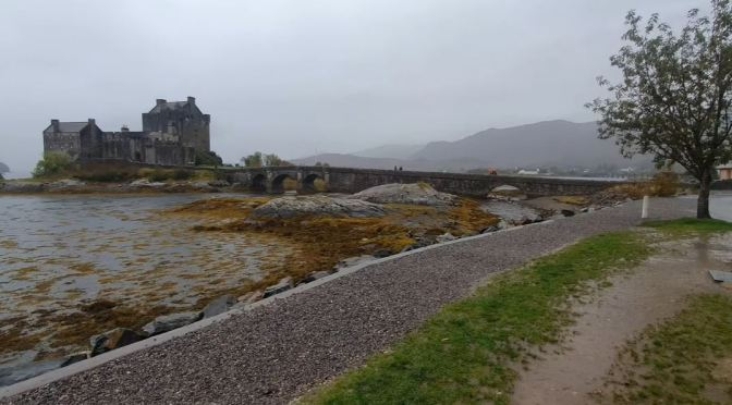 Walking Tour: Isle Of Skye – Scotland (4K Video)