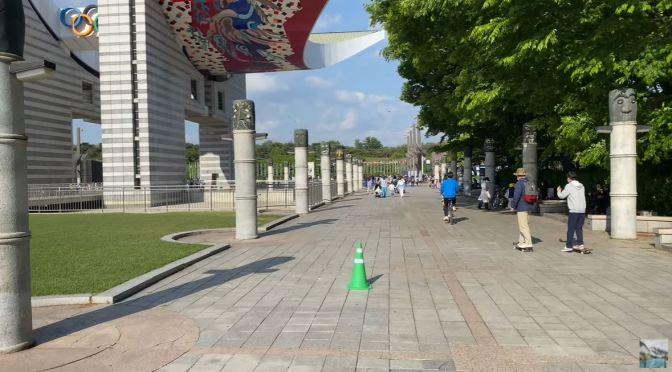 Walks: Olympic Park – Seoul, South Korea (4K)