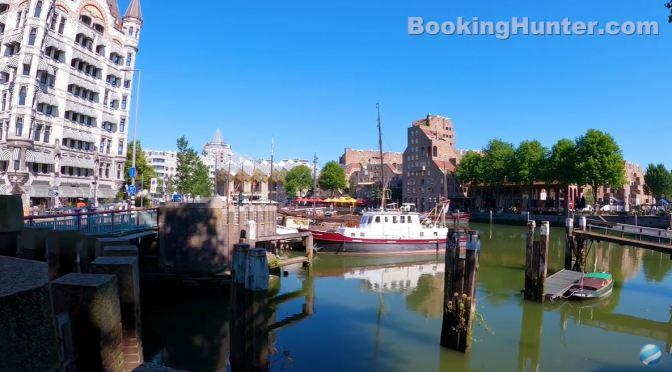 Walking Tour: Rotterdam – The Netherlands (4K)