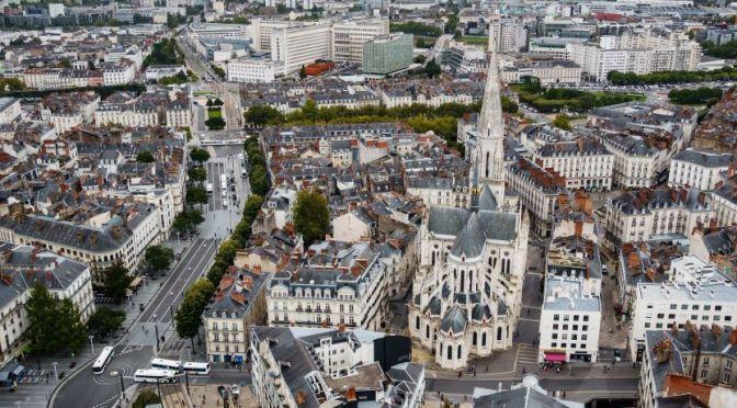 Walking Tours: Nantes – Western France (4K)
