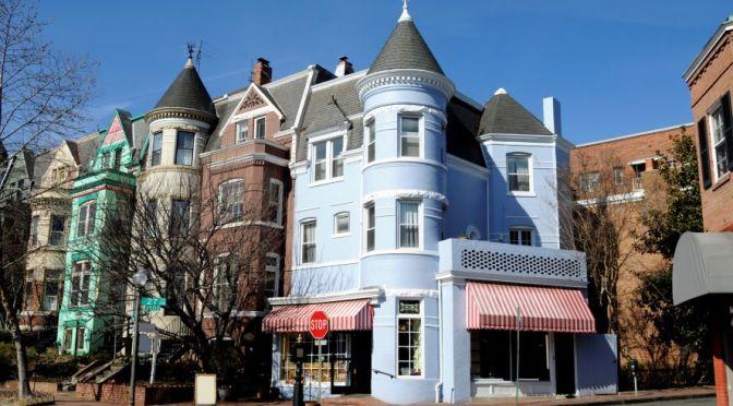 City Walks: Georgetown, Washington DC (4K Video)