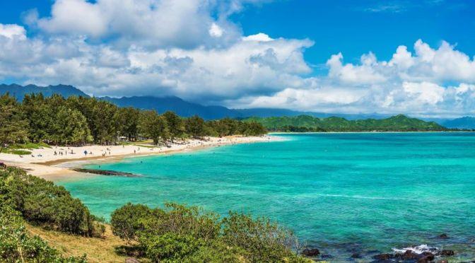 Walks: Kailua Beach On Oahu, Hawaii (4K Video)