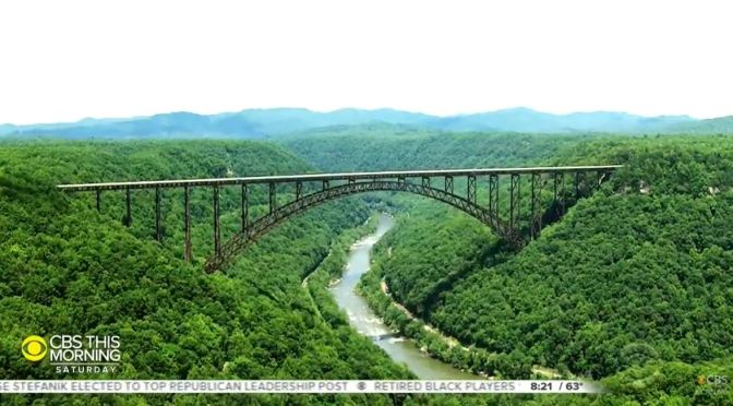 New National Parks: New River Gorge, West Virginia