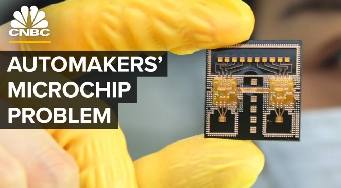 Analysis: The Microchip Shortage Limiting Autos