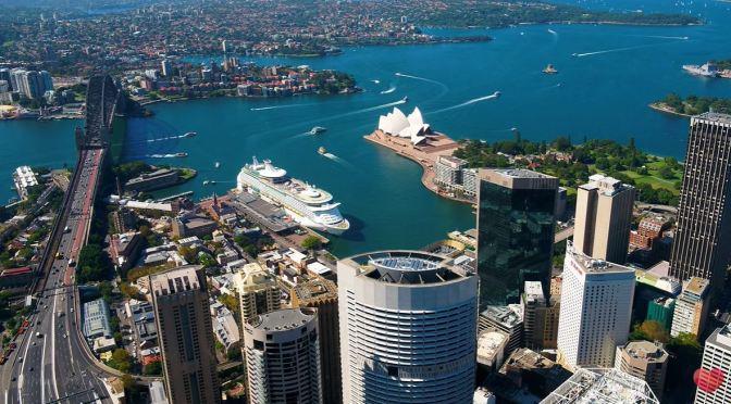 4K Aerial Views: Cities & Landscape Of Australia