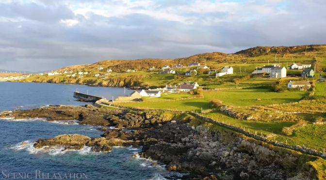 Aerial Views: Ireland (4K)