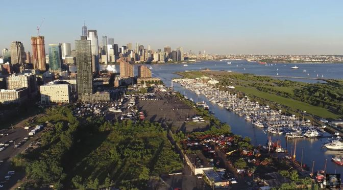 Aerial Views: Jersey City – Northeastern New Jersey
