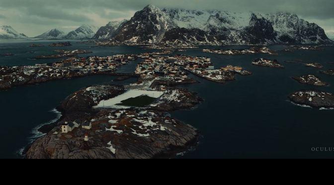 Fishing Villages: 'Reine', Lofoten Islands, Norway