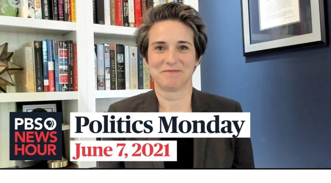 Political Analysis: Amy Walter & Errin Haines On Voting Rights, Fillibuster