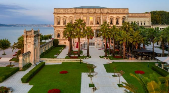 Architecture: Iconic Hotels Of Istanbul