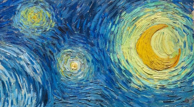 Art History: 'Starry Night' By Vincent Van Gogh (1889)