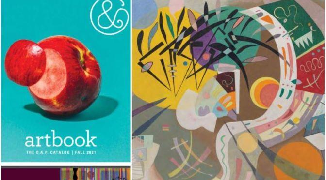 Top New Catalogs: 'Artbook – Fall 2021'