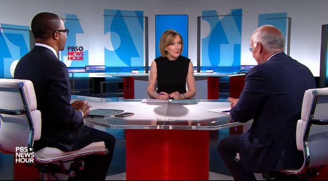Political Analysis: Brooks & Capehart On The Biden Infrastructure Deal (PBS)