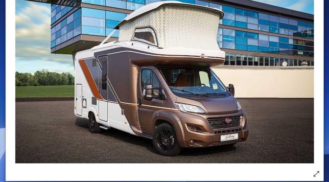 Travel & Leisure: Top 5 Innovative Camper Vans