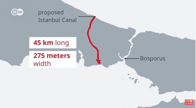 Analysis: Turkey's 'Canal Istanbul' Explained (Video)