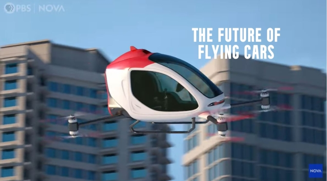 Analysis: The Logistics & Challenges Of Flying Cars