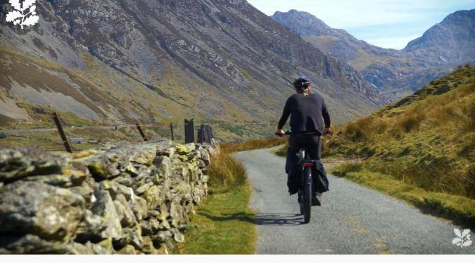 E-Bike Tours: Snowdonia National Park, Wales